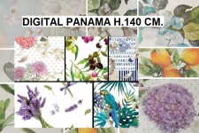 DIGITAL PANAMA H.140 CM (PRONTO A MAG.)