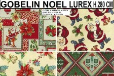 GOBELIN NOEL LUREX H.280 CM (NEW)