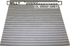 MILLY  GRIGIA (TINTA IN FILO)